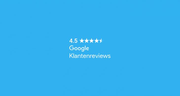 google klantenreviews