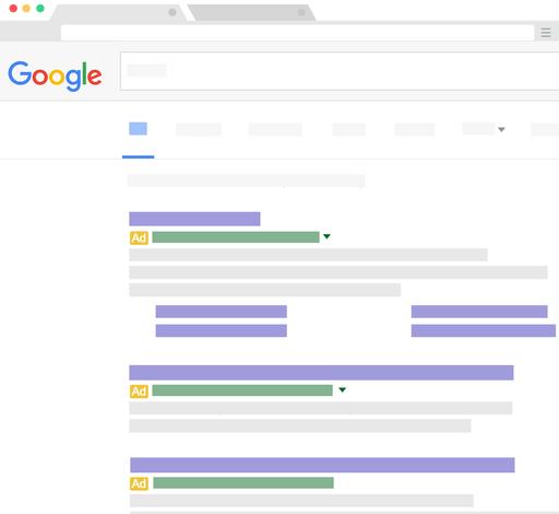 Search advertenties uitbesteden